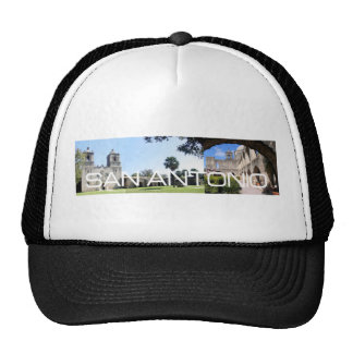 ABH San Antonio Trucker Hat