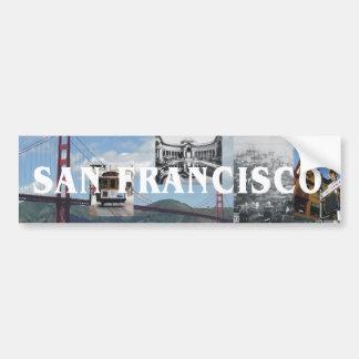 ABH San Francisco Bumper Stickers