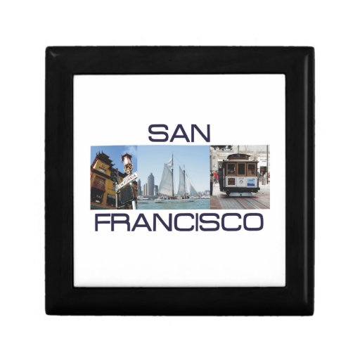 ABH San Francisco Cajas De Joyas