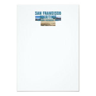 ABH San Francisco Maritime Card