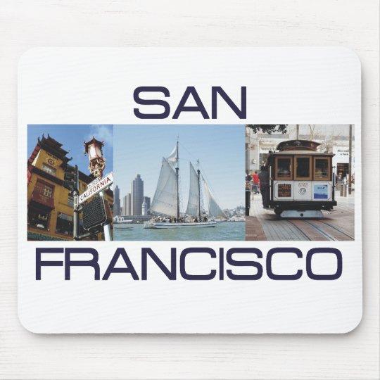 ABH San Francisco Mouse Pad