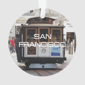 ABH San Francisco Ornament