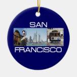 ABH San Francisco Ornamento De Reyes Magos