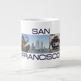 ABH San Francisco Jumbo Mugs