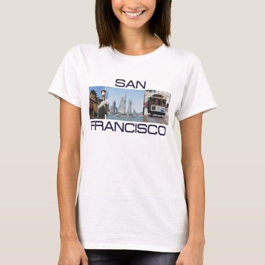San Francisco T-Shirts, Backpacks, and Souvenirs