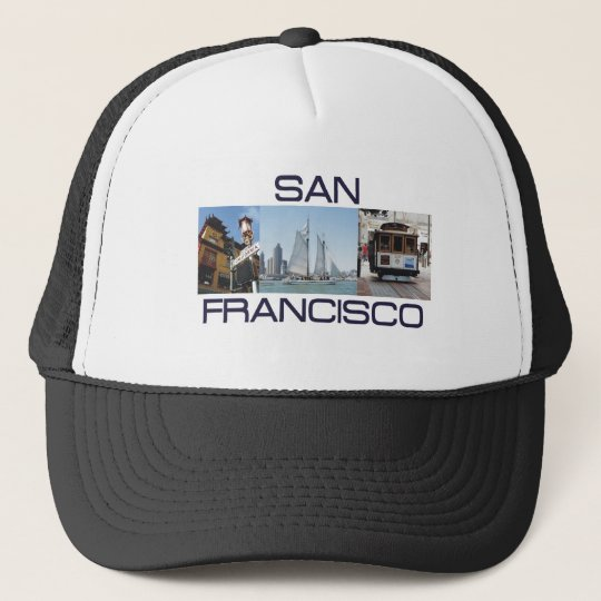 ABH San Francisco Trucker Hat