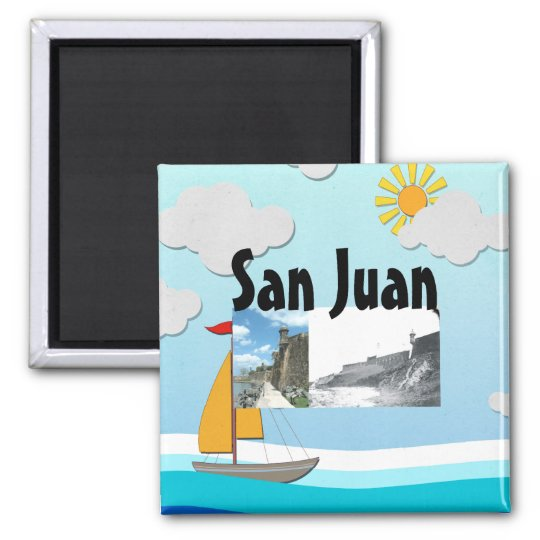 San Juan T-Shirts and Souvenirs