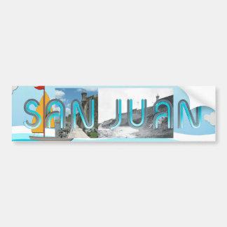 ABH San Juan Bumper Sticker