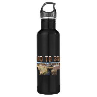 ABH Sand to Snow NM Stainless Steel Water Bottle
