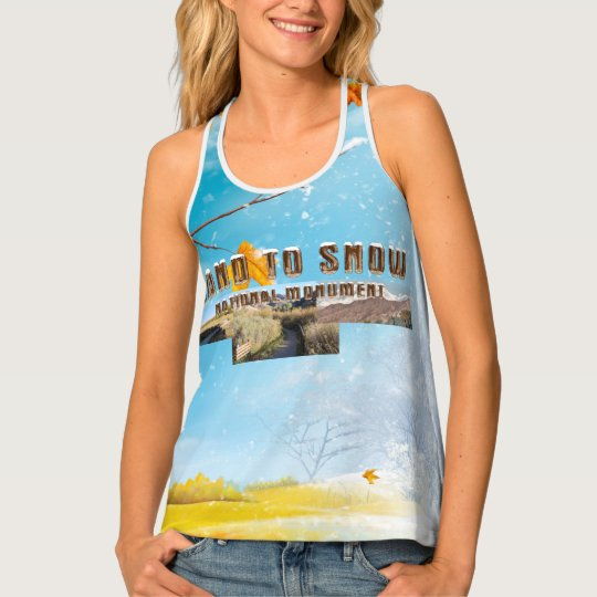 Sand to Snow T-Shirts, Backpacks, and Souvenirs