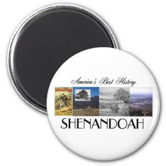ABH Shenandoah 2 Inch Round Magnet