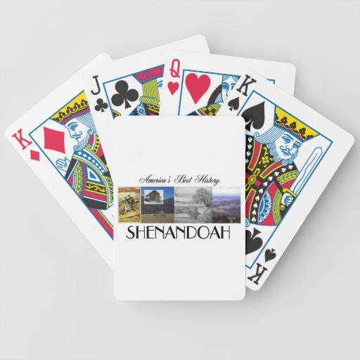 ABH Shenandoah Bicycle Playing Cards
