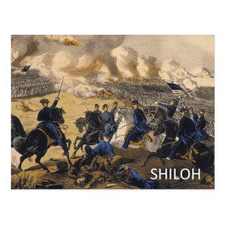 ABH Shiloh Tarjeta Postal