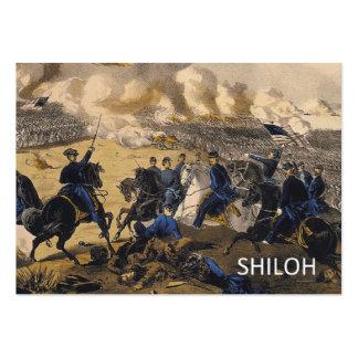 ABH Shiloh Tarjetas De Visita Grandes