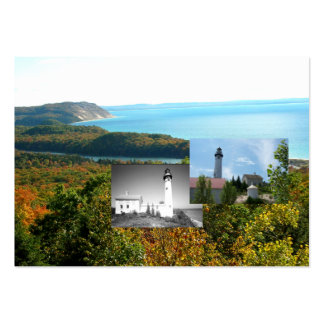 ABH Sleeping Bear Dunes Large Business Cards (Pack Of 100)