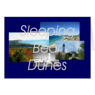 ABH Sleeping Bear Dunes Greeting Card