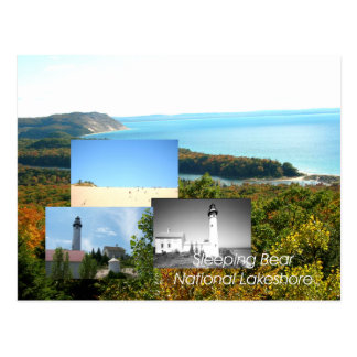 ABH Sleeping Bear Dunes Postcard