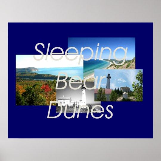 ABH Sleeping Bear Dunes Poster
