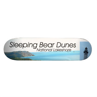 ABH Sleeping Bear Dunes Skateboard Deck