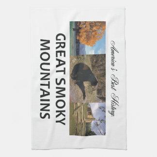 ABH Smoky Mountains Towel