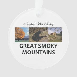 ABH Smoky Mountains Ornament