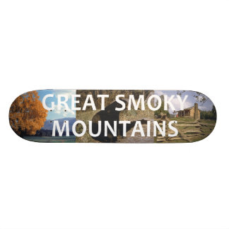 ABH Smoky Mountains Skateboard Deck