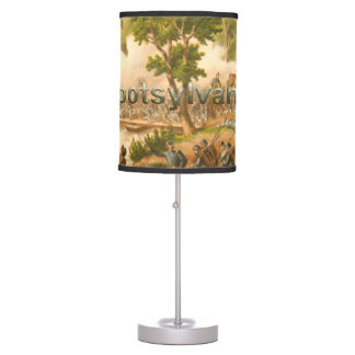 ABH Spotsylvania Desk Lamp
