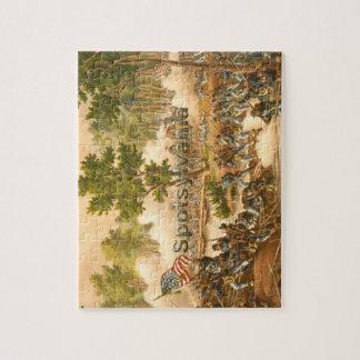 ABH Spotsylvania Jigsaw Puzzle