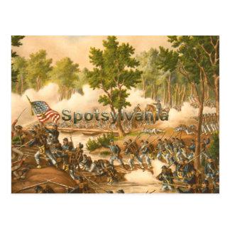 ABH Spotsylvania Postcard