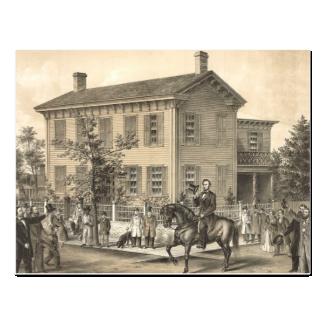 ABH Springfield Postcard