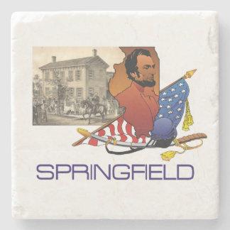 ABH Springfield Stone Beverage Coaster