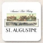 ABH St. Augustine Beverage Coaster