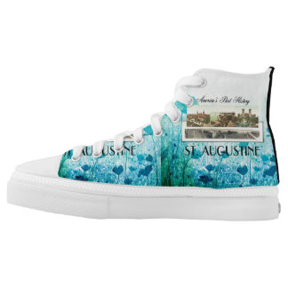 ABH St. Augustine High-Top Sneakers