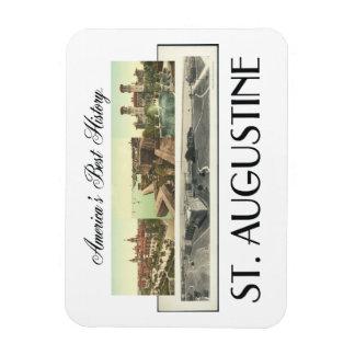 ABH St Augustine Imanes Rectangulares
