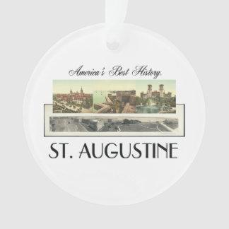 ABH St. Augustine Ornament
