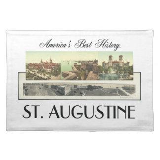 ABH St. Augustine Cloth Place Mat