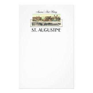 ABH St. Augustine Stationery