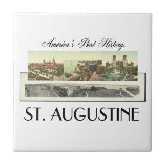 ABH St. Augustine Small Square Tile