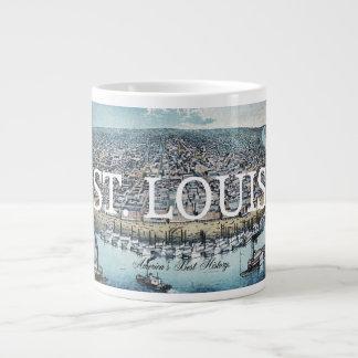 ABH St. Louis Gateway 20 Oz Large Ceramic Coffee Mug