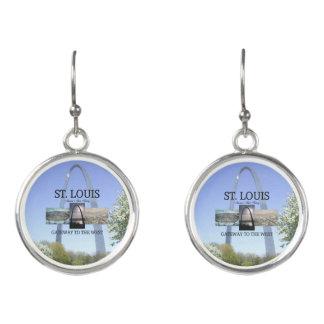 ABH St. Louis Gateway Earrings