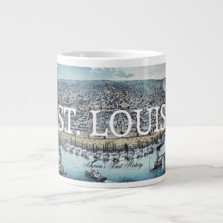 ABH St. Louis Gateway Giant Coffee Mug