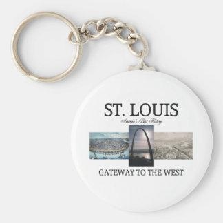 ABH St. Louis Gateway Keychain