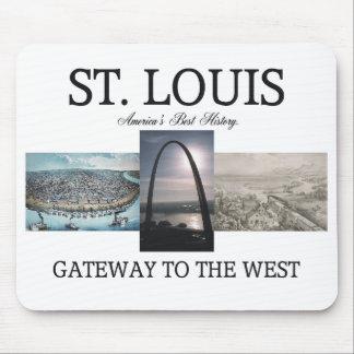 ABH St. Louis Gateway Mouse Pad
