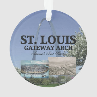 ABH St. Louis Gateway Ornament