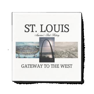 ABH St. Louis Gateway Paper Napkin