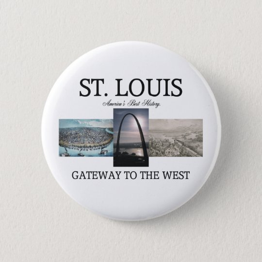 ABH St. Louis Gateway Pinback Button