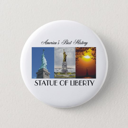 ABH Statue of Liberty Button