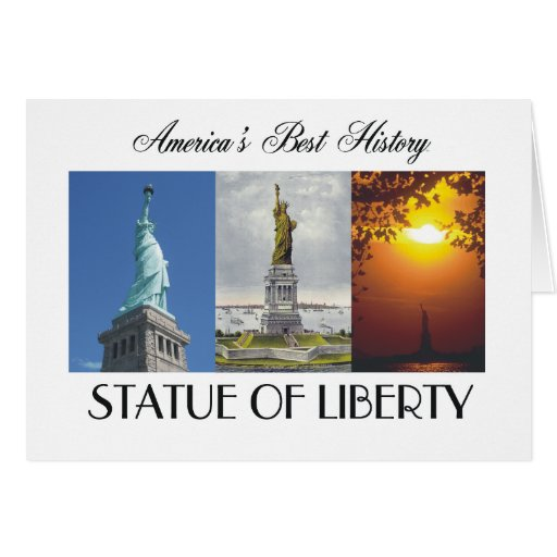 ABH Statue of Liberty Card