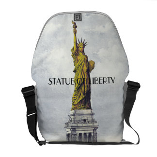 ABH Statue of Liberty Messenger Bag