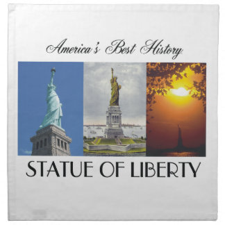 ABH Statue of Liberty Napkins